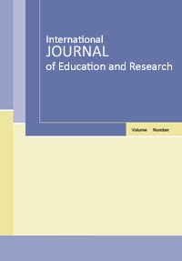 International Journal of Education and Research : August - 2019